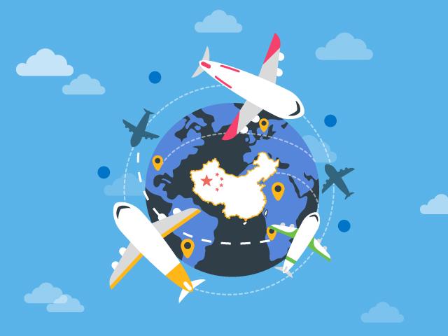 """出境游的中产阶级再见?三大航司放缓""""出海"""",拥抱国内游客"""